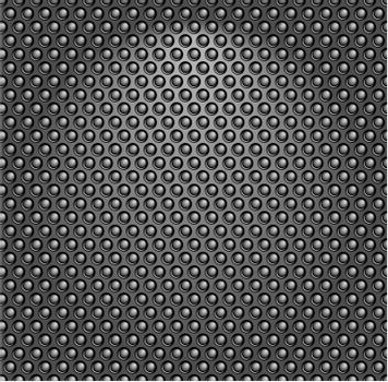 High quality vector illustratoion of carbon texture.