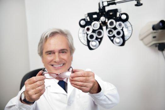 For Better Eyesight