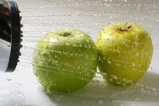 apple wash