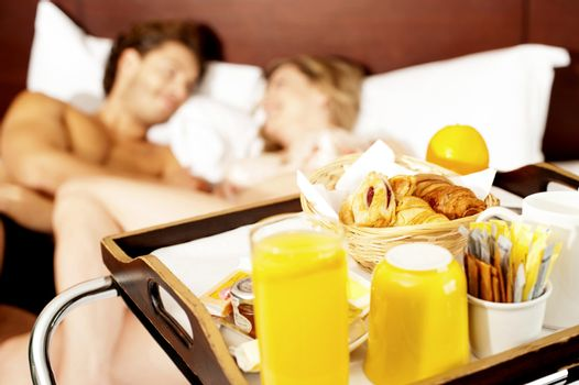 Let's wake up with healthy breakfast sweetheart