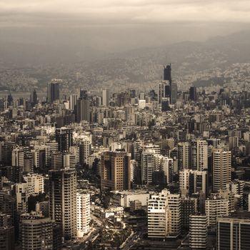 Lebanon cityscape
