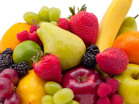 fruit mixture