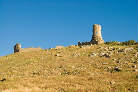 fortress in Crimea