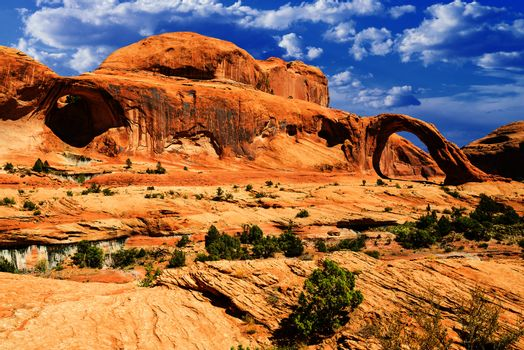 Corona Arch and Bowtie Arch