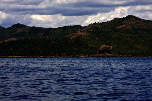 navigable lagoon