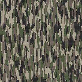 Seamless computer generated camouflage dark