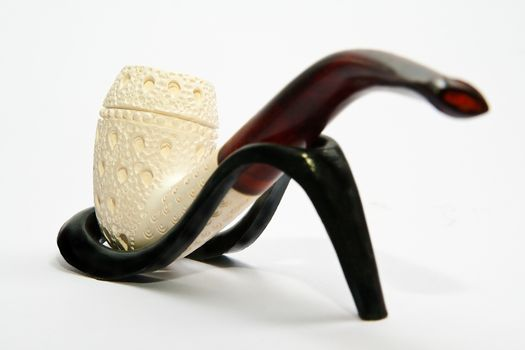Tube for smoking tobacco