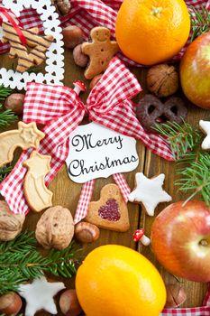 Vintage seasonal greetings