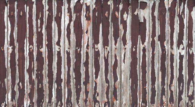 Color-Peel wood texture