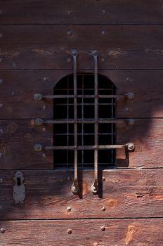 window grate in bellinzona