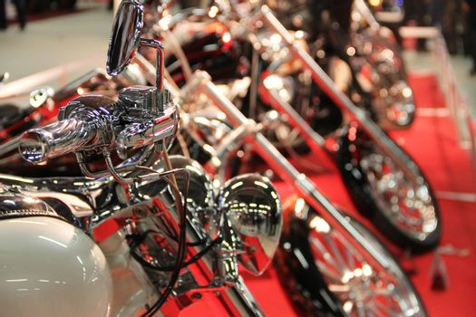 Motocycle exhibition