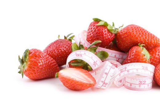 Fit strawberries