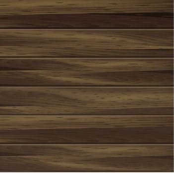 Wood texture, vector Eps10 illustration.