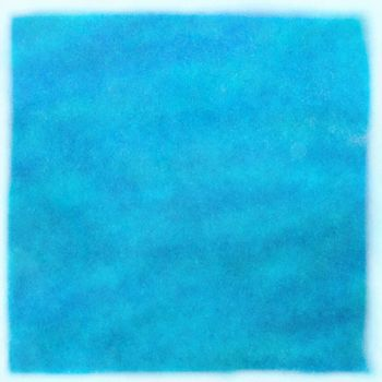 abstract blue Painting Texture with water color