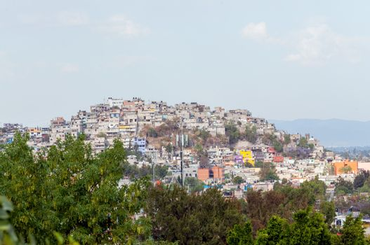 Mexico City Slum