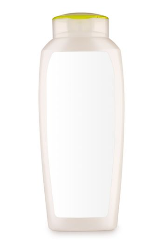 brightly bottle of shampoo