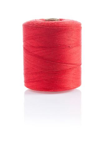 red sewing string