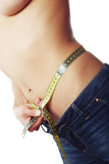 Measurement of belly