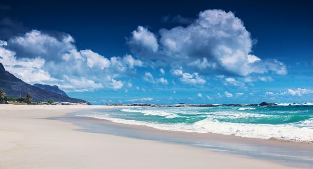Beach of South Africa