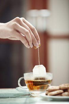 Tea preparation