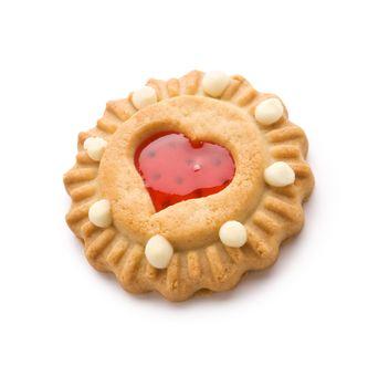 single tasty cookie