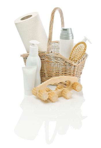 skincare objects
