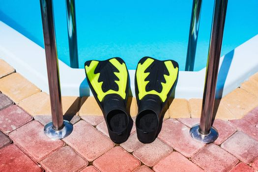 Fins for swimming