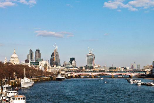 London daytime