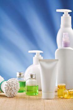 skincare items