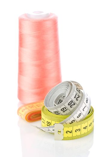 measure tapes and thread