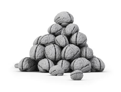 dump of brains