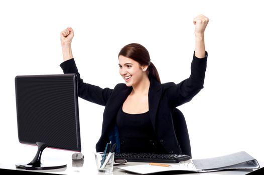 Successful business executive