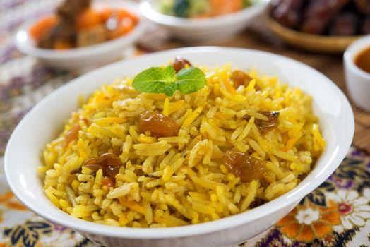 Arabic rice