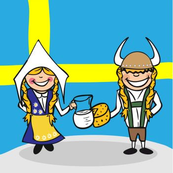 Welcome to Sweden people