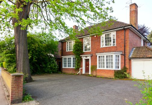 English brick house