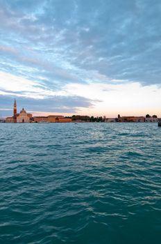 Venice Italy Saint George island