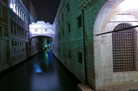 Venice Italy sight bridge