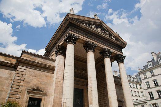 Notre Dame de Lorette, Paris