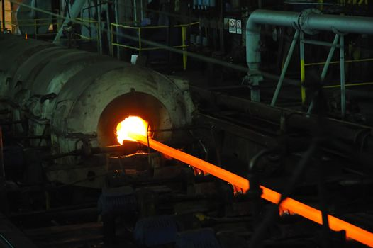 Manufacture of pipes