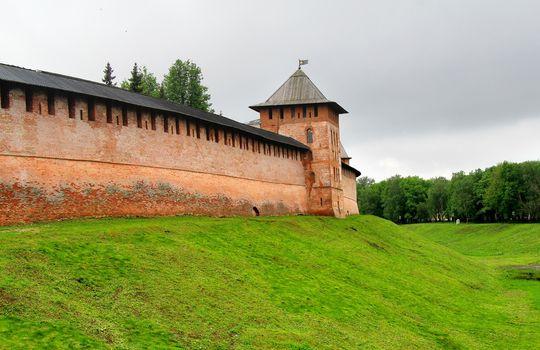Novgorod Kremlin, Russia