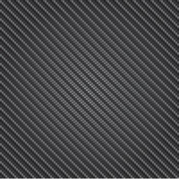 Reflective highly detailed illustration of a carbon fiber background in vector format.