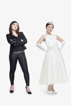Princess and bad girl