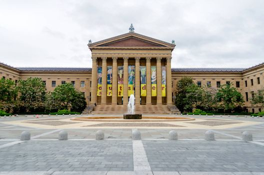 Philadelphia Museum of Art, USA