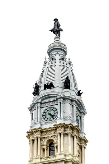 Philadelphia City Hall, USA