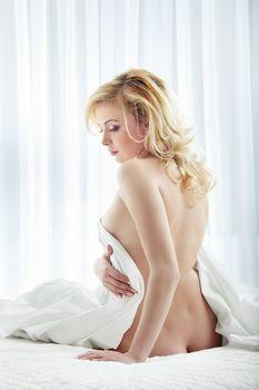 Morning sensuality