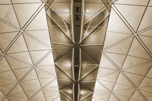 ceiling building