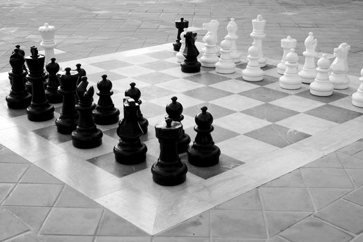 Checkmate! Game over
