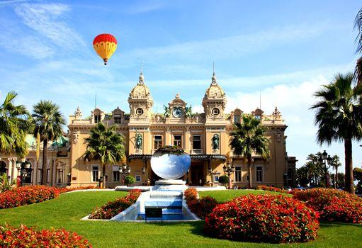 The Grand Casino Monte Carlo Monaco