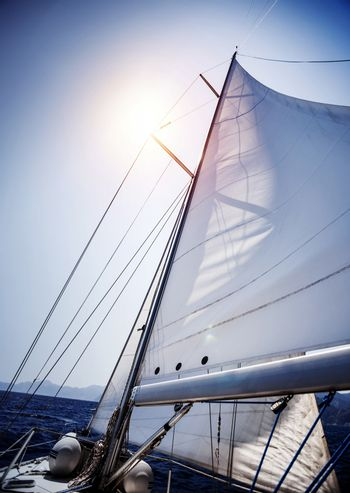 Sail of the Yacht