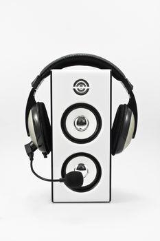 loudspeaker and headphone